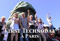 first techno parade
